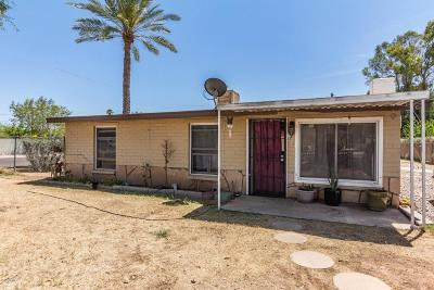 Tempe Single Family Home For Sale: 1049 E Weber Drive
