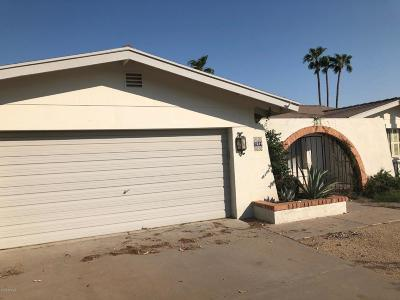 Phoenix Single Family Home For Sale: 7529 N 22nd Place
