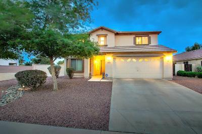 Maricopa Single Family Home For Sale: 22237 N Kingston Drive