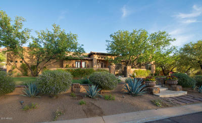Phoenix Single Family Home For Sale: 4501 E Marion Way