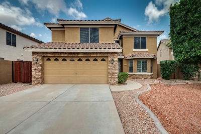 Single Family Home For Sale: 26144 N 67th Lane