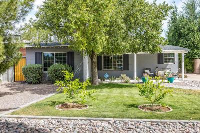 Phoenix Single Family Home For Sale: 534 W Almeria Road