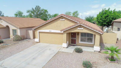 Glendale AZ Single Family Home For Sale: $278,950