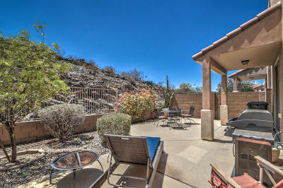 Single Family Home For Sale: 311 W Mountain Sage Drive