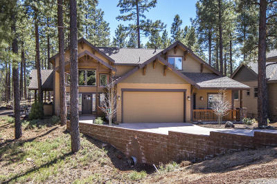 Flagstaff Single Family Home For Sale: 3505 W Strawberry Roan