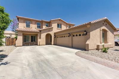 Queen Creek Single Family Home For Sale: 19654 E Arrowhead Trail