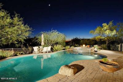 Scottsdale Single Family Home For Sale: 10143 E Happy Hollow Drive