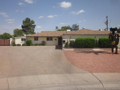 Phoenix Single Family Home For Sale: 7541 N 35th Drive