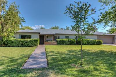 Phoenix Single Family Home For Sale: 525 W Palo Verde Drive