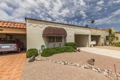 Scottsdale Patio For Sale: 4806 N 78th Place