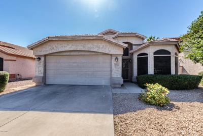 Glendale AZ Single Family Home For Sale: $295,500