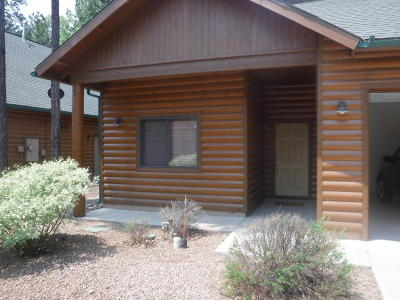 Pinetop Single Family Home For Sale: 3032 Timber Line Road