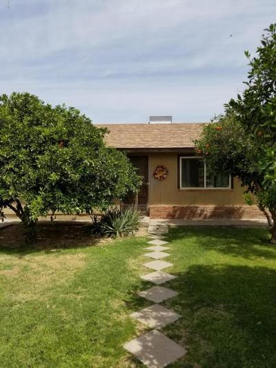 Queen Creek Single Family Home For Sale: 17626 E Happy Road