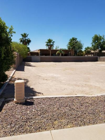 Chandler Residential Lots & Land For Sale: 861 W Enfield Way