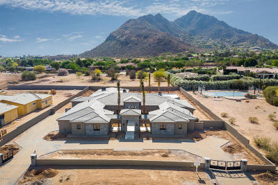 Paradise Valley Single Family Home For Sale: 5088 N Casa Blanca Drive