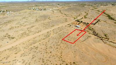 Wittmann Residential Lots & Land For Sale: 278xx N 223rd Avenue