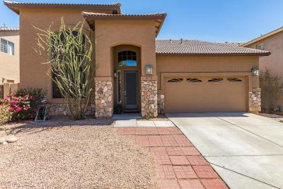 Phoenix Single Family Home For Sale: 4115 E Prickly Pear Trail