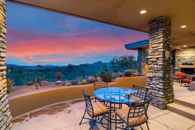 Scottsdale Patio For Sale: 10231 E Old Trail Road
