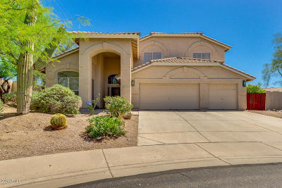 Mesa AZ Single Family Home For Sale: $410,000