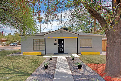 Tempe Single Family Home For Sale: 1005 S Una Avenue S