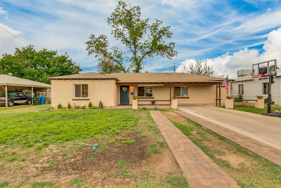 Phoenix Single Family Home For Sale: 6748 N 10th Place