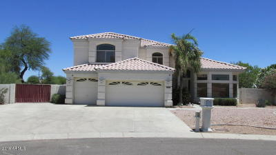 Glendale AZ Single Family Home For Sale: $599,950