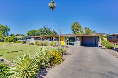 Phoenix Single Family Home For Sale: 5540 N 19th Street