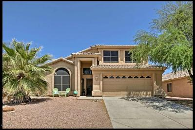 Fountain Hills Single Family Home For Sale: 17204 E Kensington Place