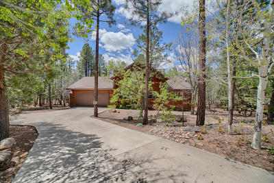 Pinetop Single Family Home For Sale: 2356 N Antler Lane