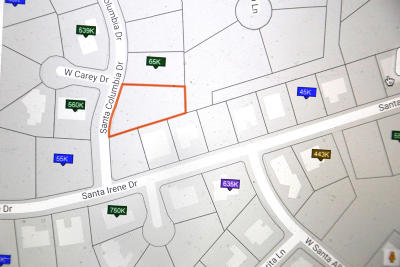 Goodyear Residential Lots & Land For Sale: 11125 S Santa Columbia Drive