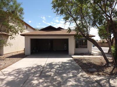 Phoenix Single Family Home For Sale: 8717 W Fairmount Avenue