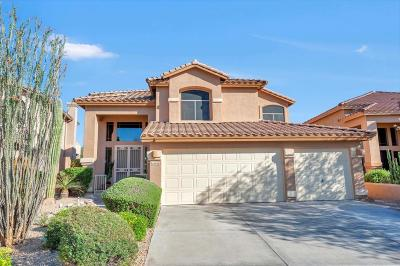 McDowell Mountain Ranch Single Family Home For Sale: 10535 E Betony Drive