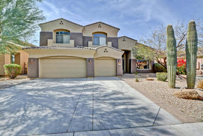Goodyear Single Family Home For Sale: 9650 S 183rd Drive
