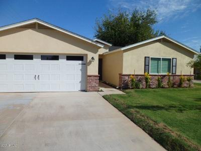 Phoenix Single Family Home For Sale: 3725 N 35th Street