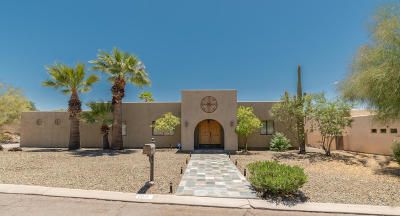 Fountain Hills Single Family Home For Sale: 11015 N Regency Place