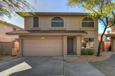 Scottsdale Single Family Home For Sale: 7650 E Williams Drive #1011