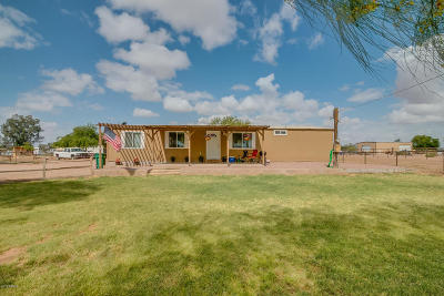 San Tan Valley Single Family Home For Sale: 42446 N Kenworthy Road