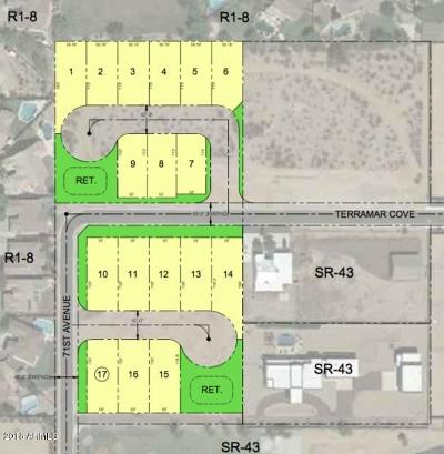 Peoria Residential Lots & Land For Sale: 25000 N 71st Avenue