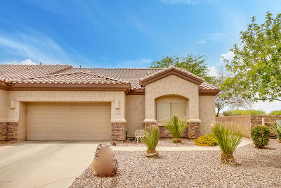 Casa Grande Single Family Home For Sale: 1445 N Agave Street