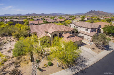 Cave Creek Single Family Home For Sale: 5418 E Calle Del Sol