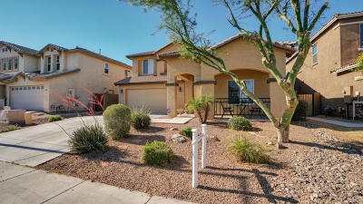 Waddell Single Family Home For Sale: 18660 W Carol Avenue