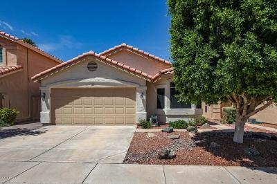 Single Family Home For Sale: 734 E Glenhaven Drive
