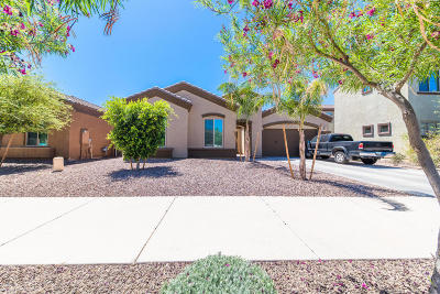Queen Creek Single Family Home For Sale: 21592 S 215th Place