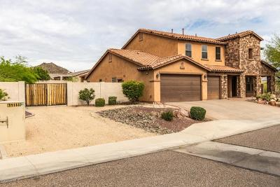 Phoenix AZ Single Family Home For Sale: $475,000