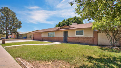 Tempe Single Family Home For Sale: 1349 W 12th Street