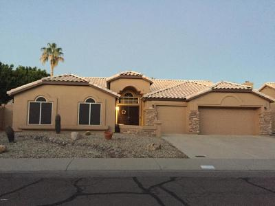 Phoenix Single Family Home For Sale: 16030 S 36th Street