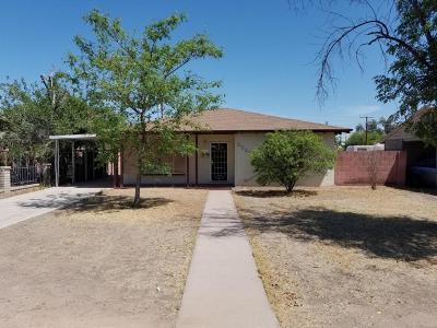 Phoenix Single Family Home For Sale: 2028 W Orange Drive
