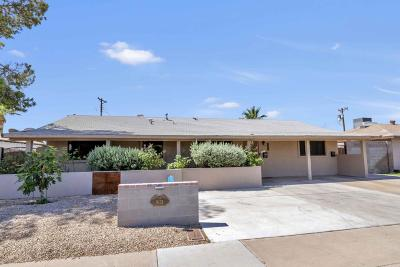 Single Family Home For Sale: 8131 E Indian School Road