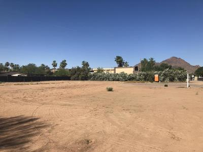 Scottsdale Residential Lots & Land For Sale: 7313 E Jackrabbit Road