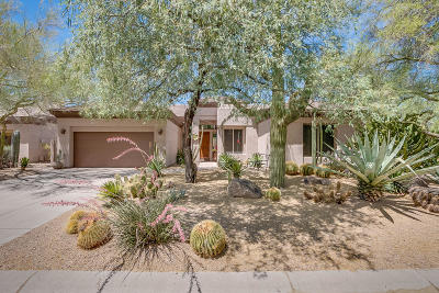 Single Family Home For Sale: 32476 N 71st Way